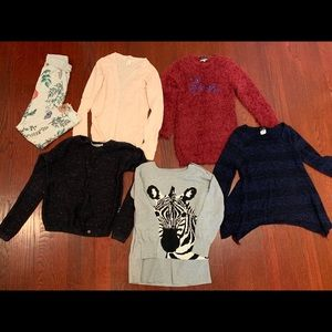 H&M, Forever21, Gap, Abercrombie, more..6T